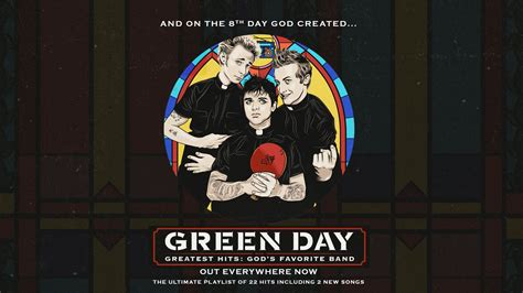 green day best hits green day god s favorite band releases greatest hits
