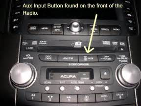 Acura Tsx Aux Input 2005 Document Moved