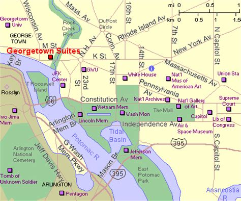 washington dc map nw map of washington dc metro map of washington dc