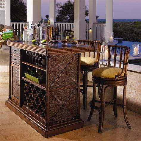 tommy bahama bar cabinet tommy bahama home island estate 531 816 south beach rattan