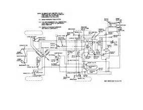 Air Brake System Parts Diagram Figure 4 119 Carrier Air Brake System Piping Diagram