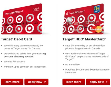 Target Gift Card Debit - stack your savings with your target redcard targetredcardca