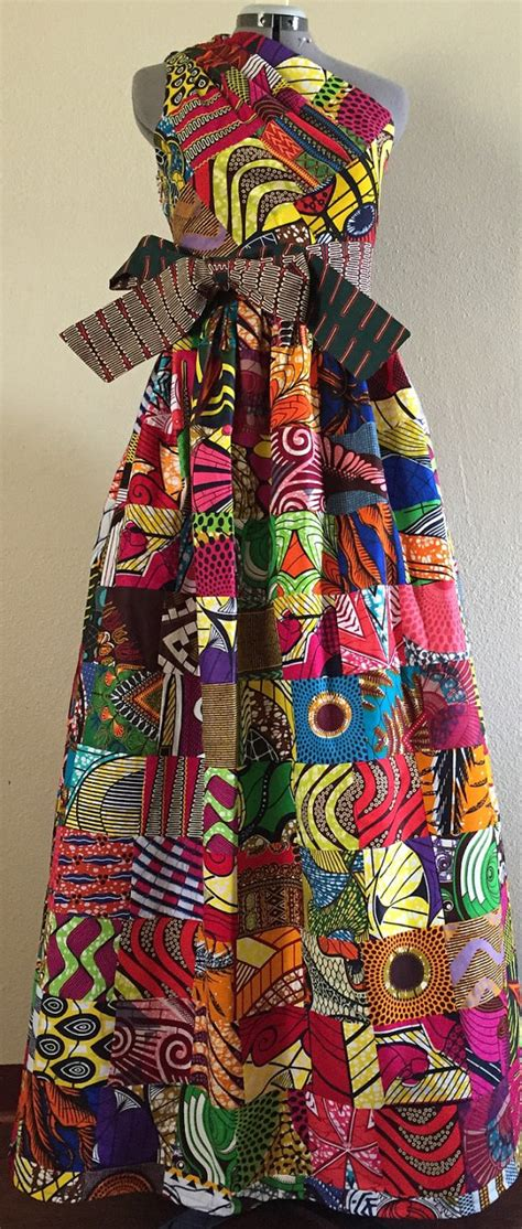 50  Best African Print Dresses [& where to get them]