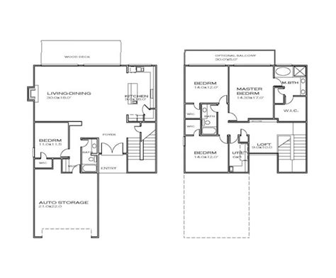 cube house plans small cube house floor plan