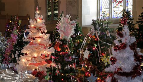 local christmas tree kent oh tree festival visit westerham