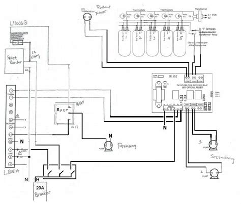 honeywell r845a relay wiring diagram honeywell get free