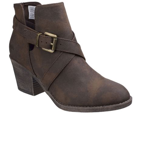 rocket womens casual ankle boots from