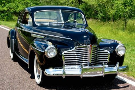 beautiful rarity 1941 buick 8 business coupe