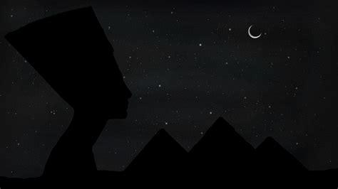 dark wallpaper egypt egyptian nights pyramid nofretete nefertiti by rob201