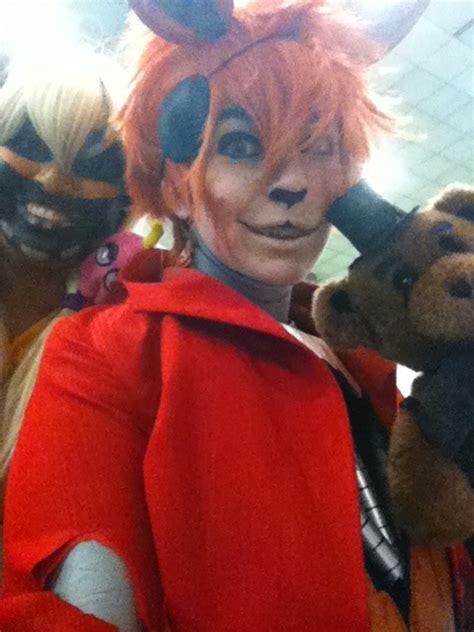 human foxy cosplay tumblr