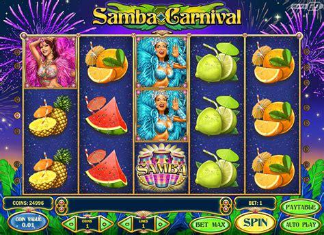 samba carnival slot  play dbestcasinocom