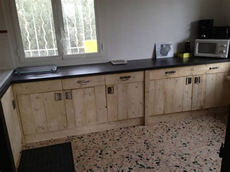 design your own pallet wood kitchen cabinets picture diy kitchen cabinet refacing ideas modern deco les palettes s invitent dans votre cuisine