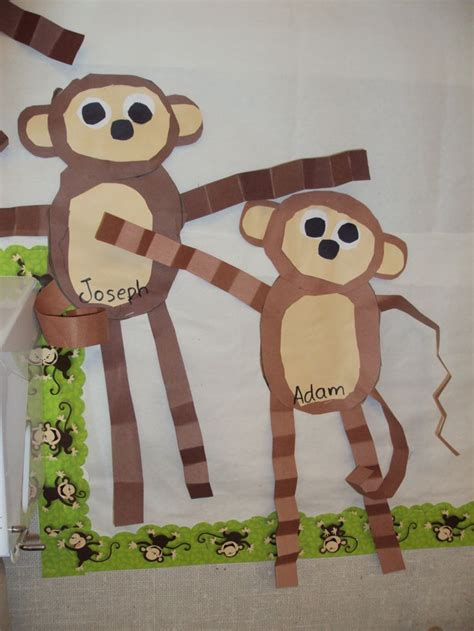 new year monkey activities for preschool best 10 monkey projects ideas on daycare