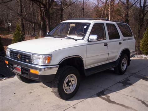 94 Toyota 4runner Used Car Toyota 4 Runner Panama 1994 Toyota 4runner Auto