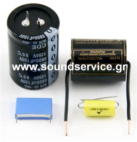 replace crossover capacitors replace crossover capacitors 28 images how to improve the sound of a leslie speaker 2 way