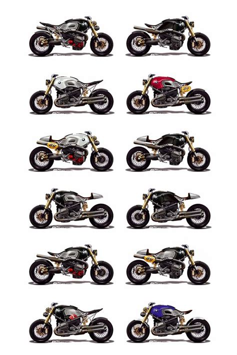 Bmw Motorrad Essential Kit 310r by Bmw F800r And Bmw Lo Rider Concept Study Motorcycle