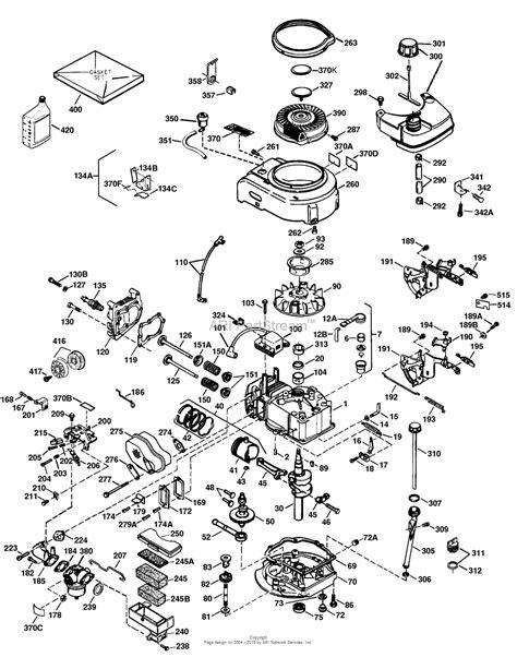 tecumseh parts diagram tecumseh tvs115 61088f parts diagram for engine parts list 1