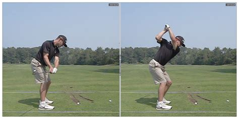 back swing when practicing the backswing instructional droplets