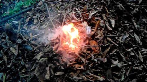 burn leaves in backyard cosas de panam 225 como quemar tus hojas secas youtube