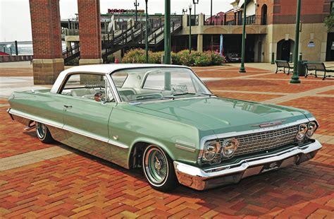 the impala custom 1963 chevrolet impala deal em up