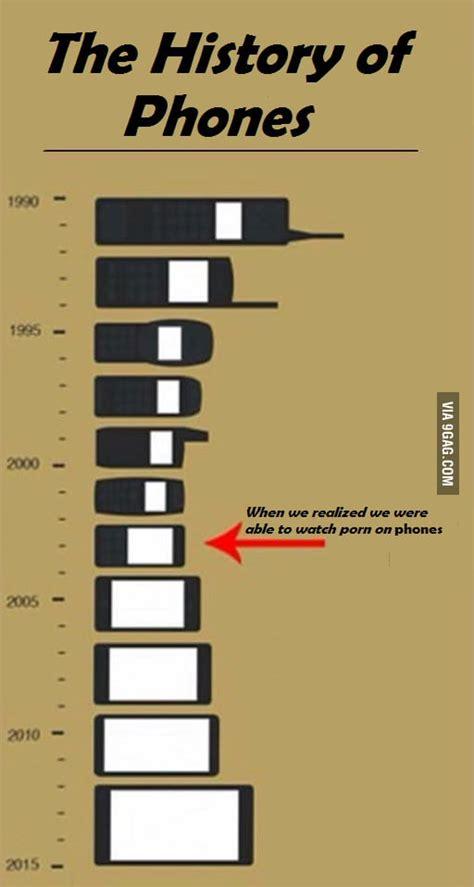 mobile poen the history of phones 9gag