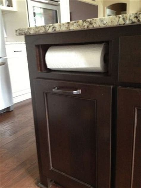 paper towel holder in cabinet best 25 paper towel holders ideas on paper