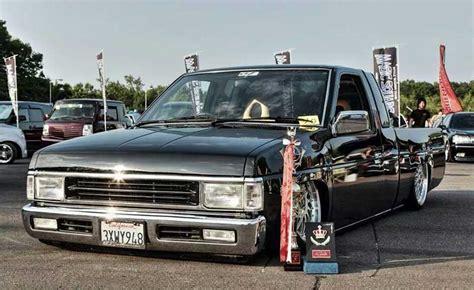 nissan truck jdm jdm truck bbs impul on d21 nissan hardbody jdmeuro com