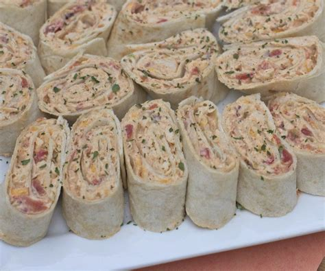 pinwheel recipes mexican chicken pinwheels