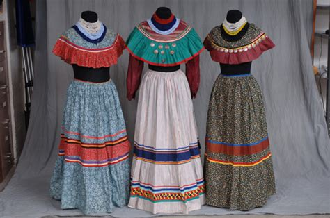Seminole Patchwork History - seminole indian clothing operation18 truckers social