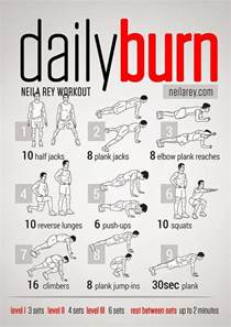 home workouts home all exercises by neila