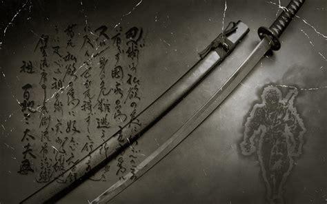 grey japanese wallpaper gray inscription japanese kanji katana ninjas samurai
