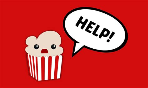 Time To Help by Help Save Popcorn Time Popcorn Time