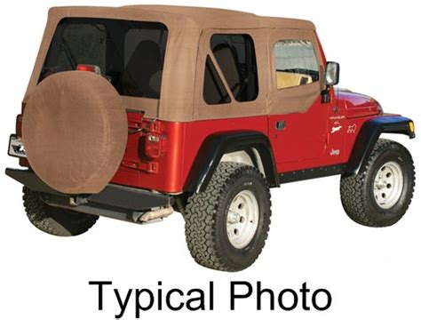 1998 Jeep Wrangler Soft Top Replacement 1998 Jeep Wrangler Jeep Tops Rage