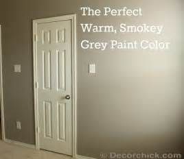 best warm gray paint colors shades of grey i found the perfect smokey grey paint color decorchick