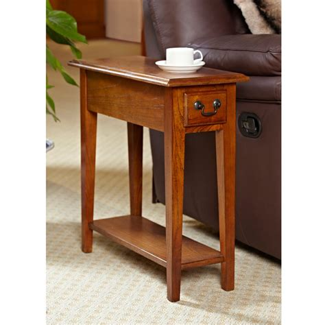 Perfect Small End Table With Drawer HomesFeed
