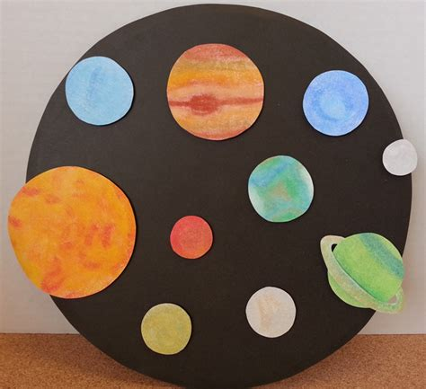solar system craft for on crafts for