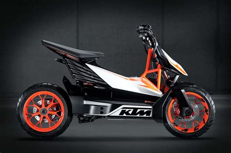 Ktm Corporation Ktm E Speed An Electric Scooter From Austria Asphalt