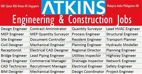 jobs manufacturing recruiters building materials autos post construction engineer jobs careers recruitment autos post