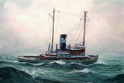 tugboat galley gallery