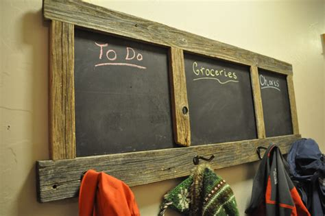diy chalkboard wood diy hobbies will a positive impact on your