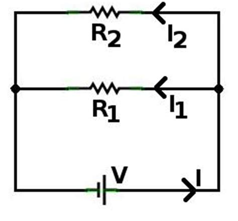 resistors in parallel voltage divider current divider