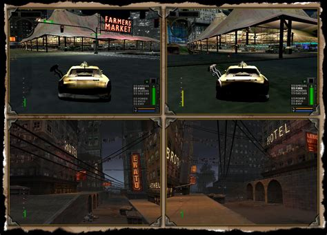 Twisted Metal Black 2: Harbor City [PS2 - Cancelled ... I'm Lost