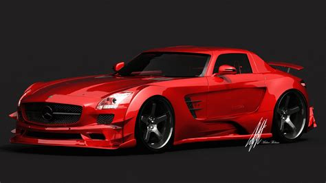 cars mercedes red pin back of red color car wallpapers cars display on pinterest