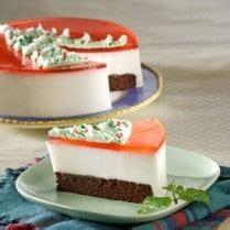 Pasta Leci resep cake cokelat leci strawberry kombinasi 3 warna