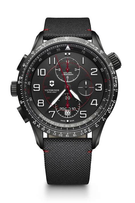 Swiss Army 2185 by Victorinox Swiss Army Airboss Mach 9 Black Edition