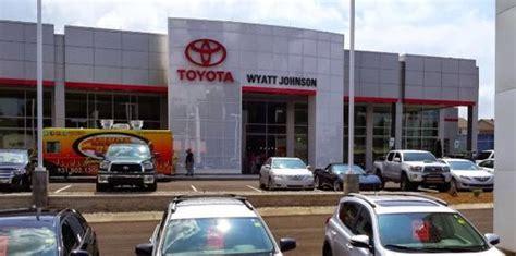 Toyota Dealership Clarksville Tn Wyatt Johnson Toyota Clarksville Tn 37040 5844 Car
