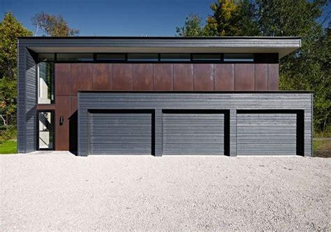 modern detached garage modern detached garage modern detached garage view