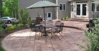 patio design ideas slab heres a cool hot tub gazebo design with a wrap around bar patio slab