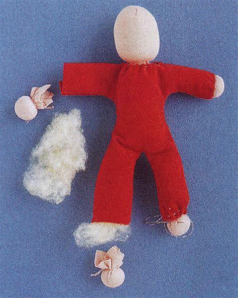 How To Make Handmade Dolls - how to make handmade dolls martha stewart