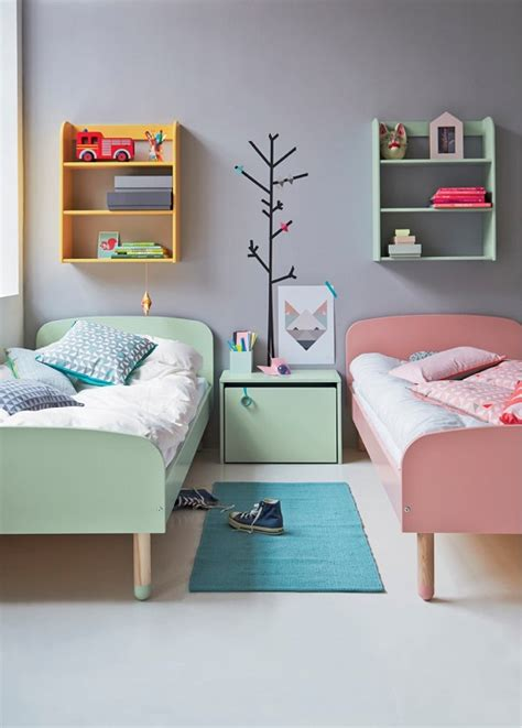 Childrens Bedroom Design Ideas Uk 27 Stylish Ways To Decorate Your Children S Bedroom The
